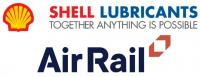 Air Rail, official partner of Shell Spain for the railway sector