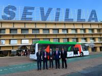 Aviapartner and Air Rail have presented today in Sevilla.